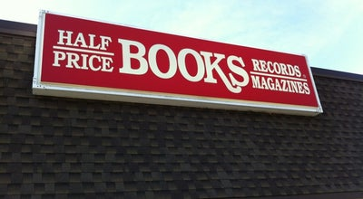 Photo of Bookstore Half Price Books at 2041 Ford Pkwy., St. Paul, MN 55116, United States