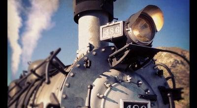 Photo of Train Durango & Silverton Narrow Gauge Railroad Co. at 479 Main Ave, Durango, CO 81301, United States