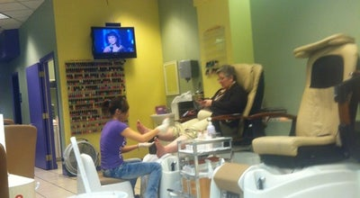 Photo of Nail Salon Club Spa Nails at 6600 Menaul Blvd Ne, Albuquerque, NM 87110, United States
