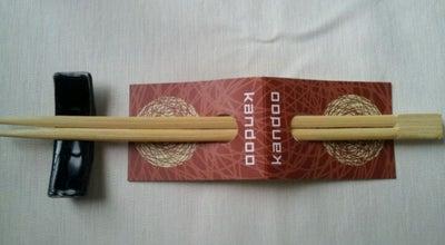 Photo of Japanese Restaurant Kandoo at Piazza Luigi Cadorna, 15, Cremona 26100, Italy