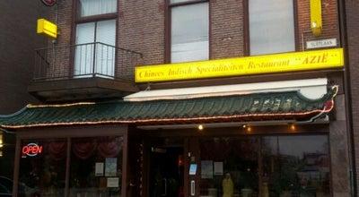 """Photo of Chinese Restaurant Chin. Ind. Spec. Rest. """"Azie"""" at Het Rond, Zeist, Netherlands"""