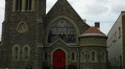 Photo of Church Trinity Memorial Church at Main Street, Binghamton, NY 13905, United States