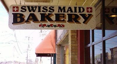 Photo of Bakery Swiss Maid Bakery at 122 N Benton St, Woodstock, IL 60098, United States