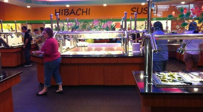 Photo of Chinese Restaurant Hibachi Grill & Supreme Buffet at 600 Us 31w Byp, Bowling Green, KY 42101, United States