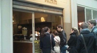 Photo of Falafel Restaurant King Falafel Palace at 26 Rue Des Rosiers, Paris 75004, France
