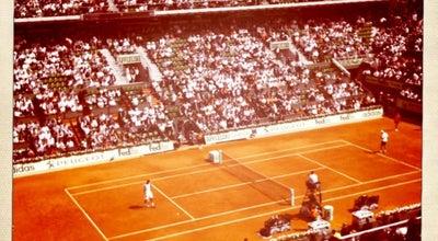 Photo of Tennis Court Court Philippe Chatrier at Stade Roland Garros, Paris 75016, France