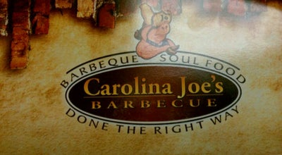 Photo of BBQ Joint Carolina Joe's Barbecue at 9650 Nw 27th Ave, Miami, FL 33147, United States
