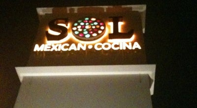 Photo of Mexican Restaurant SOL Cocina at 251 E Pacific Coast Hwy, Newport Beach, CA 92660, United States