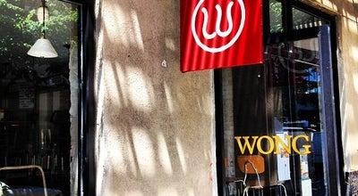 Photo of Asian Restaurant Wong at 7 Comelia St, New York, NY 10014, United States