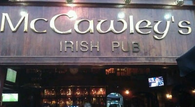 Photo of Irish Pub McCawley's Irish Pub at 购物公园151-152号, Shenzhen, Gu, China