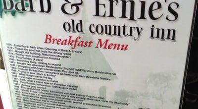 Photo of German Restaurant Barb & Ernie's Restaurant at 9906 72 Ave Nw, Edmonton, AB T6E 0Z3, Canada