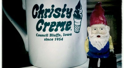 Photo of Ice Cream Shop Christy Creme at 2853 N Broadway, Council Bluffs, IA 51503, United States