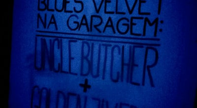 Photo of Bar Blues Velvet Bar at R. Pedro Ivo, 147, Florianópolis 88010-070, Brazil