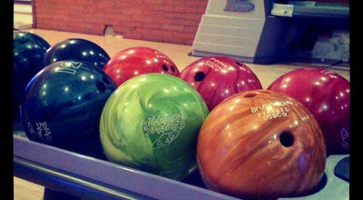 Photo of Bowling Alley Bowling Park at Centro Divertimenti Fiumara, Genova 16149, Italy