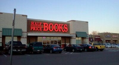 Photo of Bookstore Half Price Books at 1159 E 2nd St, Edmond, OK 73034, United States