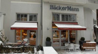 Photo of Bakery BäckerMann at Südwestkorso 9, Berlin 12161, Germany