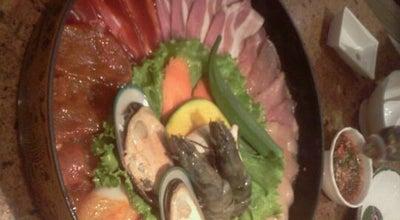 Photo of Japanese Restaurant Sukishi (ซูกิชิ) at Centralplaza Chonburi, Mueang Chon Buri 20000, Thailand