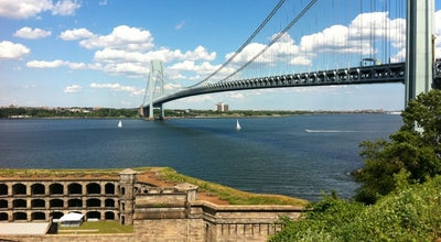 Photo of Historic Site Fort Wadsworth at 210 New York Ave, Staten Island, NY 10305, United States