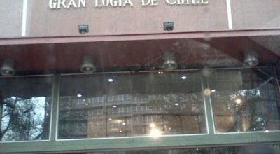 Photo of Historic Site Gran Logia de Chile at Marcoleta 659, Santiago, Chile