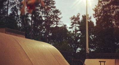 Photo of Skate Park Sk8 Cary at 2050 Nw Maynard Rd, Cary, NC, United States