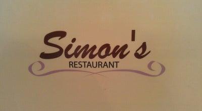 Photo of Breakfast Spot Simon's Restaurant at 2 W Roosevelt Rd, Villa Park, IL 60181, United States