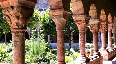 Photo of Museum The Cloisters at 99 Margaret Corbin Dr, New York, NY 10040, United States