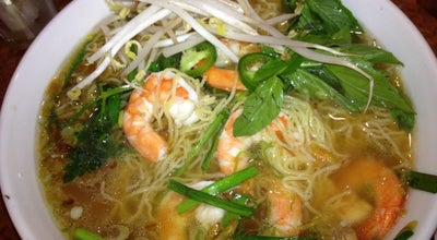 Photo of Vietnamese Restaurant Pho Hai Duong at 4231 Markham St, Annandale, VA 22003, United States