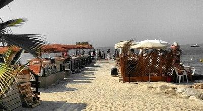 Photo of Beach La Petite Plage at Juan les Pins, France