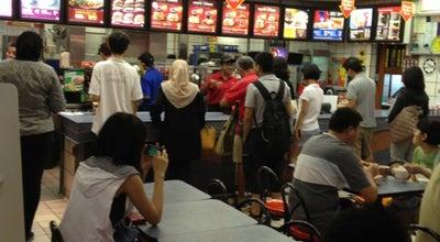 Photo of Fast Food Restaurant McDonald's / McCafé at 2506/7 Jalan Masjid Negeri, Jelutong 11600, Malaysia