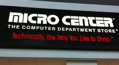 Photo of Electronics Store Micro Center at 730 Memorial Dr, Cambridge, MA 02139, United States