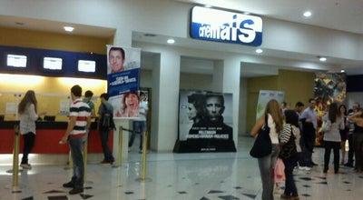 Photo of Movie Theater Cinemais at Brasil Park Shopping, Anápolis 75113-570, Brazil