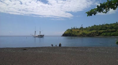 Photo of Beach Pantai Amed (Amed Beach) at Jalan Raya Amed, Karangasem, Indonesia