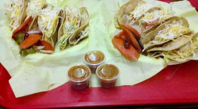 Photo of Mexican Restaurant Burrito Track at 10027 Mills Ave, Whittier, CA 90604, United States