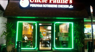 Photo of Latin American Restaurant Uncle Paulie's Puro Sabor at 109 W Pleasant Ave, Maywood, NJ 07607, United States