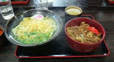 Photo of Ramen / Noodle House 資さんうどん 綾羅木店 at 稗田西町13-10, 下関市 751-0855, Japan