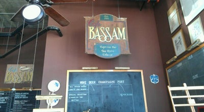 Photo of Coffee Shop Cafe Bassam at 3088 5th Ave, San Diego, CA 92103, United States