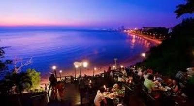 Photo of Seafood Restaurant ริมผา ลาภิน (Rimpa Lapin) at Na Chom Thian 36, Sattahip 20250, Thailand