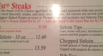 Photo of Steakhouse Western Sizzlin at 1114 Glenn Blvd Sw, Fort Payne, AL 35967, United States