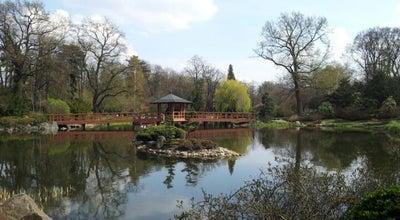 Photo of Park Park Szczytnicki at Wroclaw, Poland