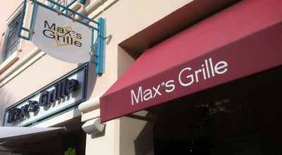 Photo of Wine Bar Max's Grille at 404 Plaza Real    #156, Boca Raton, FL 33432, United States