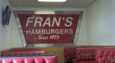 Photo of Burger Joint Fran's Hamburgers at 6214 Cameron Rd, Austin, TX 78723, United States