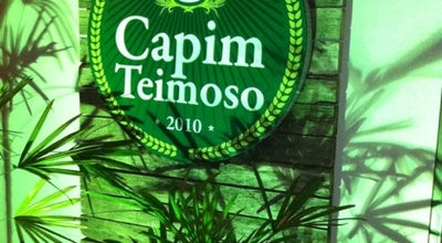 Photo of Beer Garden Capim Teimoso at Rua Rio Do Sul, 404, Bairro Bucarein, Joinville Brasil, Brazil