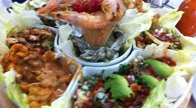 Photo of Seafood Restaurant Solo Veracruz es Bello at Av. Hidalgo, Tlalnepantla, Mexico
