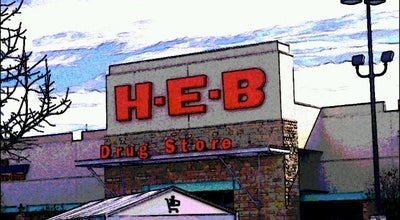 Photo of Supermarket H-E-B at 2800 E Whitestone Blvd, Cedar Park, TX 78613, United States