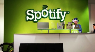 Photo of Office Spotify Limited (HQ) at 30 Great Pulteney St., London W1F 9NN, United Kingdom