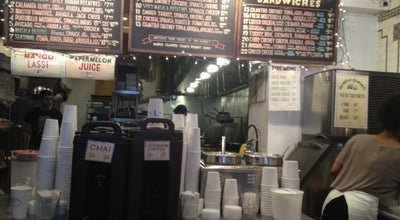 Photo of Cafe Hampton Chutney at 68 Prince St, New York, NY 10012, United States