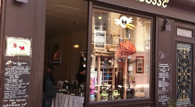 Photo of Coffee Shop L'Oiseau Cabosse at 39 Rue Sainte-colombe, Bordeaux 33000, France