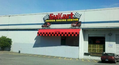 Photo of Racetrack Sykart Indoor Racing Center at 17450 W Valley Hwy, Tukwila, WA 98188, United States