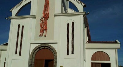 Photo of Church Eglise Coeur Immaculé de Marie at Bellevue, Fort-de-France 97200, Martinique