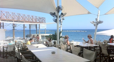 Photo of Seafood Restaurant Puesta at Leoforos Amathountos, 42/1, Limassol 4532, Cyprus